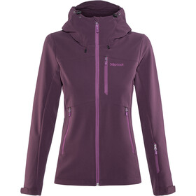 Marmot Moblis Jakke Damer, dark purple